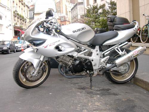 suzuki tl s. Francky (Suzuki TL 1000 S)